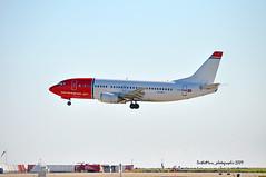 LN-KKT (mduthet) Tags: lnkkt boeing b737 norwegianairshuttle aéroportdenicecôtedazur
