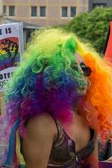 BelgianPride 2019_05 (jefvandenhoute) Tags: belgium belgië brussels brussel light bruxelles lesbiangaypride pride 2019 colors