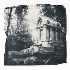 polaroid2046 (www.cjo.info) Tags: 1840 1840s 19thcentury allsaintscemeterynunhead bw cansonmontvalcoldpressed england europe europeanunion instantlab london m43 magnificent7 magnificentseven magnificentsevengardencemeteries microfourthirds nikcollection nunhead olympus olympuspenfgzuikoautow20mmf35 olympuspenf penfmount polaroid polaroidemulsionliftprint silverefexpro silverefexpro2 southwark theimpossibleproject unitedkingdom westerneurope animal architecture bigcat blackwhite blackandwhite burialvault carving cat cemetery column decay digital fauna flora gravegraveyard lion manualfocus mausoleum monochrome overgrown paper plant stone stonework tomb wooded