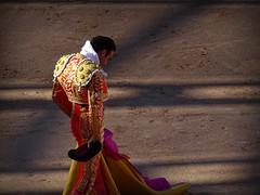 Ne le verrons pas à Istres cette année (aficion2012) Tags: istres 2016 ponce enrique francia france corrida bull bullfight torero toro tauromachie taureau tauromaquia shadows sombras ombres
