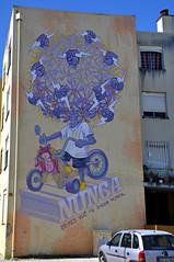 Quinta do Mocho - Loures (Portugal) (jaime.silva) Tags: quintadomocho portugal portugalia portugalsko portugália portugalija portugali portugale portugalsk portogallo portugalska portúgal portugāle lisboa lisbon lisbonne lissabon lisszabon lisbona lisabona lisabon lissaboni lissabonin lisabonos lisabonas lizbona lizbon lizbonska loures sacavem streetart streetartist muralpainting mural pinturamural street spraypaint spray spraypainting graffiti graf publicart artepublica urban urbanart arteurbana máriobelém