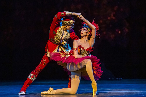 Audience and press reviews of The Royal Ballet's new triple bill, featuring three ballet classics with a Russian flavour from Fokine, Ashton and Balanchine.