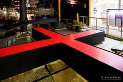 20190605-03-Dark MOFO preparations (Roger T Wong) Tags: 2019 australia darkmofo hobart rogertwong sel24105g sony24105 sonya7iii sonyalpha7iii sonyfe24105mmf4goss sonyilce7m3 tasmania cross night red