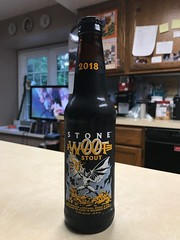 2019 155/365 6/04/2019 TUESDAY - Stone Brewing Company 2018 Woot Stout (_BuBBy_) Tags: stone brewing company 2018 woot stout beer ale fermented beverage drink imbibe 2019 155365 6042019 tuesday 6 06 4 04 tues tue tu t 365 365days project project365 155 june 4th