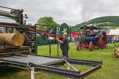 L2019_1306 - Advance Traction Engine and Saw Mill (www.jhluxton.com - John H. Luxton Photography) Tags: 2019 abergavenny abergavennysteamveteranandvintagerally abergavennysteamveteranandvintagerally2019 cymru gwent johnhluxtonphotography leica leicam leicam262 leicamtyp262 monmouthshire wales yfenni wwwjhluxtoncom unitedkingdom advance advancetractionengine traction engine steamtractionengine sawmill