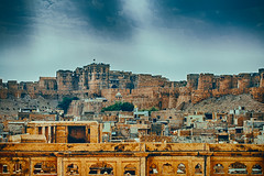 Jaiselmer fort (Rajiv Lather) Tags: jaisalmer jaiselmer fort killa rajasthan india stone desert