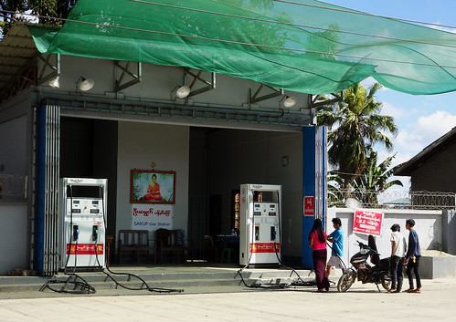 SARUP Gas Station