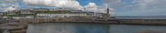 Porthleven (Geoffrey Radcliffe /radcliffe.geoffrey@gmail.com) Tags: geoffrey radcliffe portleven cornwall england uk fishing port historic heritage site panoramic image autopano lightroom 5 nikon d700 prime lens 50mm architecture stone sea wall