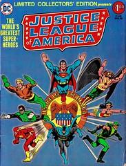 Justice League of America Collectors Edition (WEBmikey) Tags: comics dccomics justiceleague superman batman jla