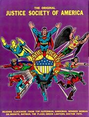 Justice League of America Collectors Edition (WEBmikey) Tags: comics dccomics justiceleague justicesociety jla superman batman