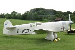IMG_0201 G-AEXF ~ 2019-06-02 @ Old-Warden (1) (www.EGBE.info) Tags: airplane airplanepictures generalaviation airplanephotos aircraftpictures oldwardenairfield aircraftpix aviation shuttleworthcollection cvtwings davelenton 02062019 wwwegbeinfo flyingfestival2019 gaexf mewgull percivaltypee