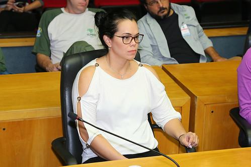 Comissão Especial de Fiscalização de Concessão da BR 101 - Andrea de Souza Diogo Moulié - 04.06.2019