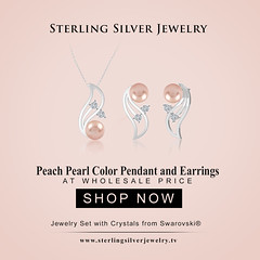 Peach Pearl Color Pendant and Earrings Jewelry Set with Crystals from Swarovski® (SterlingSilverJewelry1) Tags: swarovskipearls pearljewelry jewelry jewels jewel fashion pearls swarovski summervibes summercollection new arrivals beautiful ootd style fashionista accessory fashionjewelry swarovskinecklace swarovskipendant swarovskiearrings studearrings pearlcollection silvernecklace simplenecklace elegantjewelry newcollection customnecklace uniquegift wholesalejewelry beautifuljewelry beautifuljewelrydesigns handmadejewelry junebirthday