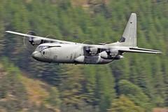 RAF Hercules C-4, LFA17, 23/5/19 (TheSpur8) Tags: uk c130j lowlevel aircraft date heavy hercules lakedistrict landlocked military anationality skarbinski lfa17 2019 places transport