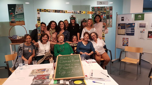 Clubs de lectura: Fin de curso 2018-2019 de Café con libros dos martes