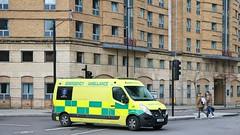 LJ15MHL (Waterford_Man) Tags: lj15mhl ambulance renault london blues bluelights