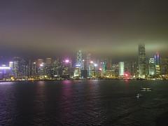 201905081 Hong Kong Admiralty Central (taigatrommelchen) Tags: 20190522 china hongkong admiralty central sight icon night weather ocean harbour city skyline