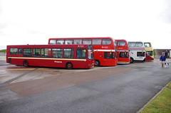 IMGP0052 (Steve Guess) Tags: morecambe lancashire england gb uk bus ribble centenary 100 arriva wright heritage retro livery