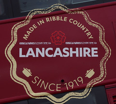 IMGP0062 (Steve Guess) Tags: morecambe lancashire england gb uk bus ribble centenary 100 transdev wright eclipse gemini heritage retro livery