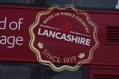 IMGP0061 (Steve Guess) Tags: morecambe lancashire england gb uk bus ribble centenary 100 transdev wright eclipse gemini heritage retro livery