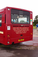 IMGP0067 (Steve Guess) Tags: morecambe lancashire england gb uk bus ribble centenary 100 arriva heritage retro livery