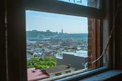 A Nice View (IAmTheSoundman) Tags: pennsylvania pittsburgh abandoned urbanexploring church theater m42 takumar jakebarshick urbex sony a99 manualfocus vintagelens