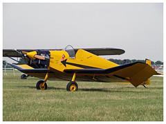 Bébé  Jodel D 92  91YJ (Aerofossile2012) Tags: bébé jodel d9 avion aircraft aviation meeting airshow meaux esbly 2018 misssophie d92 91yj