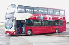 IMGP0057 (Steve Guess) Tags: morecambe lancashire england gb uk bus ribble centenary 100 transdev wright eclipse gemini heritage retro livery