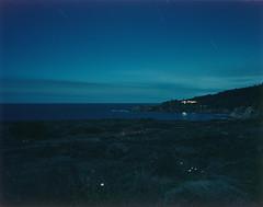 Timber Cove (balaclava9) Tags: night 4x5 largeformat rodenstock 135mm sironars kodak porta160 california sonoma mendocino