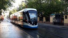 Утро... (akl_119) Tags: city moscow tram москва morning трамвай