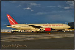 N846AX Omni Air International (Bob Garrard) Tags: n846ax omni air international boeing 777 anc panc