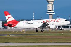 Austrian Airlines Airbus A320-200 OE-LBV | Milano - Malpensa (MXP-LIMC) | 31st May 2019 (Brando Magnani) Tags: