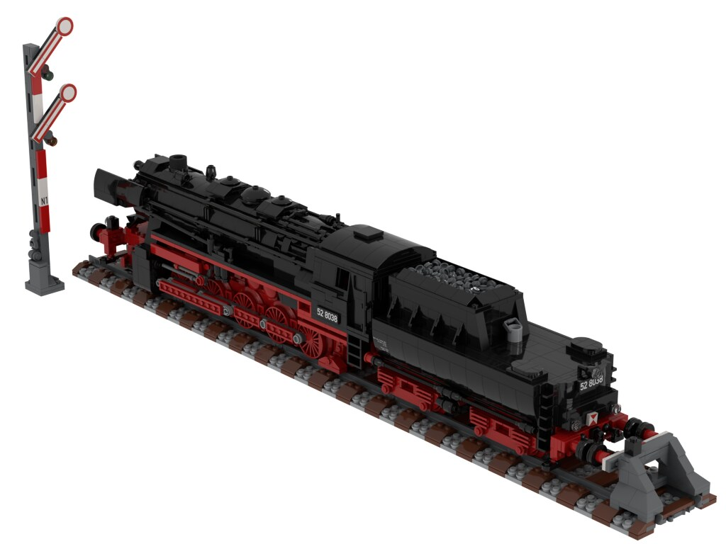 The World's Best Photos of moc and trains - Flickr Hive Mind