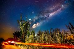 [Streak] (Gentilly Costa) Tags: astrophotography nightscape stars deep godsmade cerrado milkway minasgerais brasil mg