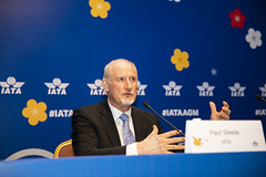 Media Briefing: Disabled Passengers, Human Trafficking & Trafficking in Illegal Wildlife (IATA - International Air Transport Association) Tags: aviation airlines airtransport airtravel iata agm iataagm2019annualgeneralmeeting korea seoul internationalairtransportassociation travel nataliamroz