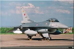 F-16C, Turquie, 91-0017 (scan) (OlivierBo35) Tags: spotter spotting planespotting ntm tigermeet cmabrai lfqi f16c turquie