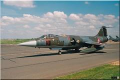 F-104 ASA, AMI, 53-14 (scan) (OlivierBo35) Tags: spotter spotting planespotting ntm tigermeet cmabrai lfqi starfighter f104 ami italie