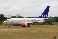 Boeing 737-683, SAS, LN-RPG (OlivierBo35) Tags: spotter spotting planespotting boeing b737 sas scandinavian rennes rns lfrn