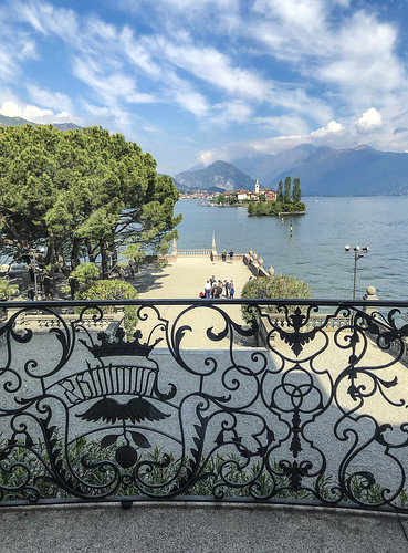 Italy's Lake District, May 2019