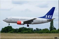 Boeing 737-683, SAS, LN-RPG (OlivierBo35) Tags: spotter spotting planespotting boeing b737 sas scandinavian rennes lfrn rns