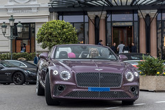 Bentley Continental GT Convertible First Edition (Alexandre Prevot) Tags: monaco mc voiture european cars automotive automobile exotics exotic supercars supercar worldcars auto car berline sport route transport déplacement parking luxe grandestsupercars ges montecarlo montecarlu 98000