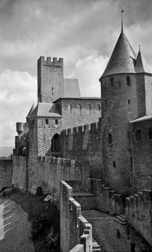 Carcassona eterna / Eternal Carcassonne