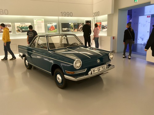 1964 BMW 700 Coupe