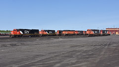 Tunnel Motors (Robby Gragg) Tags: cn ble sd40t3 903 904 proctor