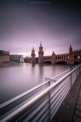 Oberbaumbrücke Berlin (Sascha Gebhardt Photography) Tags: nikon nikkor d850 1424mm lightroom langzeitbelichtung berlin germany deutschland photoshop nisi haida travel tour reise roadtrip reisen fototour fx