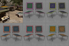 *pm* Market Stalls (the_innocence) Tags: pm papermoon marketstall ethnic roleplay patterned tent colorful moroccan middleeastern westernasia desert decor canopy arabic homedecor aged faded fresh new