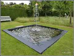 Houghton Hall. The Walled Garden. 'Waterflame' (Alan B Thompson) Tags: 2019 june lumix fz82 picassa
