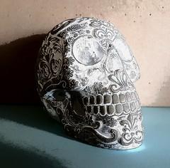 Skull (claudine6677) Tags: schädel skull