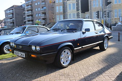 Ford Capri 2.8 Injection Special B619DWA (Andrew 2.8i) Tags: classics meet show cars car classic weston westonsupermare german euro european fordofeurope hatch hot hatchback sports sportscar v6 cologne mark 3 iii mk mk3 special injection 28 capri ford