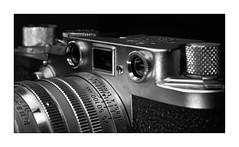 When cameras were powered by steam ... (mechanicalArts) Tags: leica iii iiif schraubleica m39